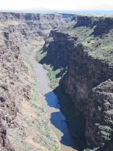 Rio Grands Gorge