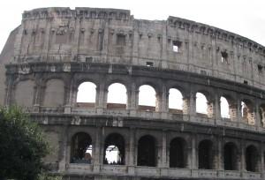 A classic shot of the Coliseum (Photo: Steve Mullen).