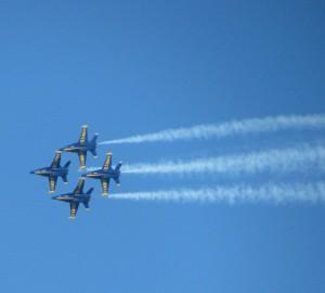 Blue Angels (Photo: Steve Mullen)