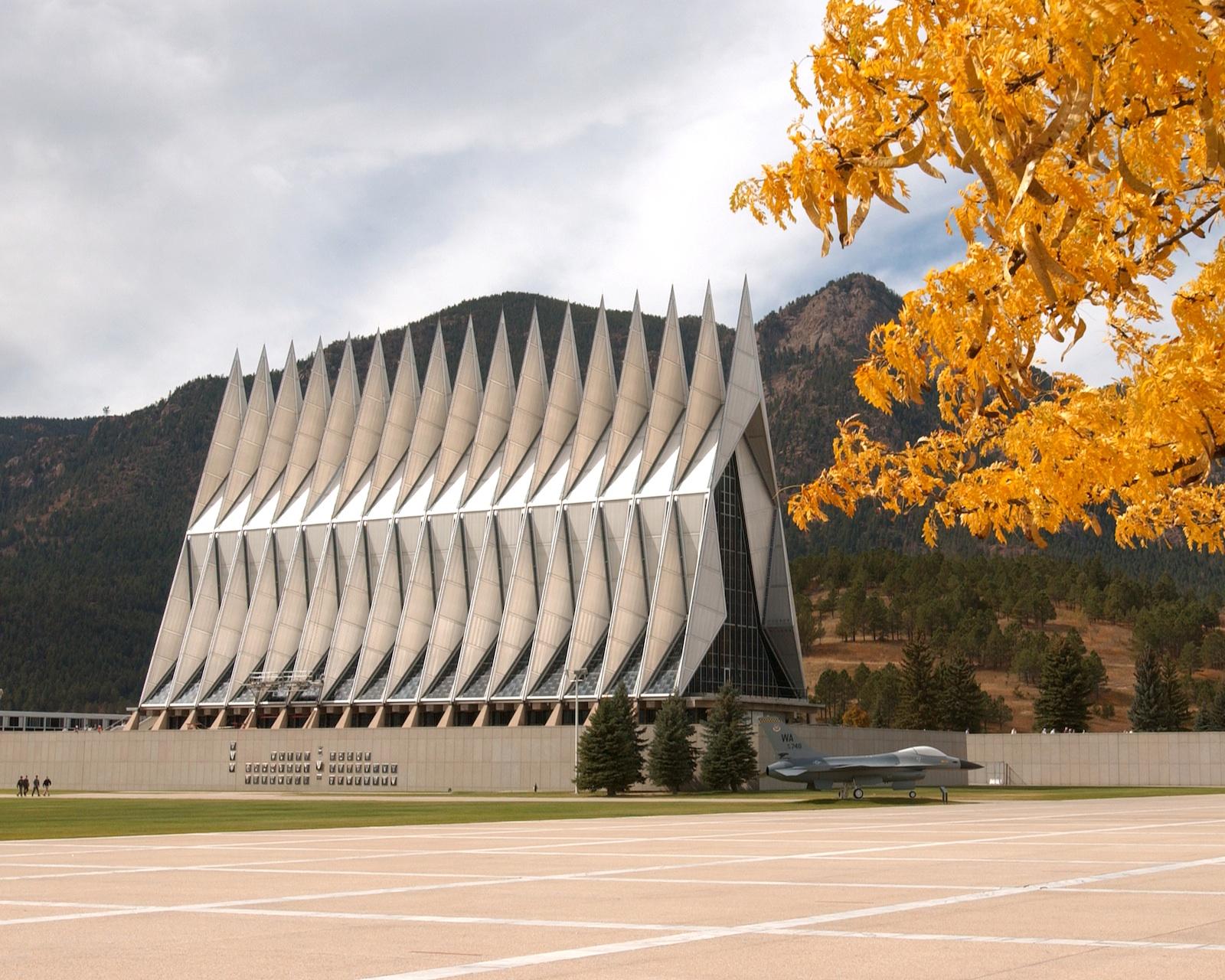 U. S. Airforce Chapel