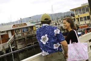 Fisherman's Wharf Couple