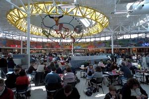 Stonebriar Cente Food Court