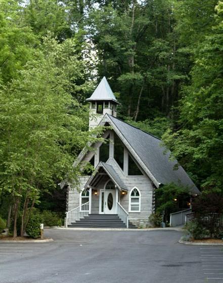 Gatlinburg Wedding Chapel