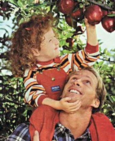 Turn apple season into a family event. Photo courtesy of Elegant Farmer
