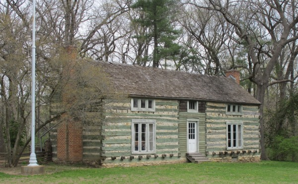 Grants cabin