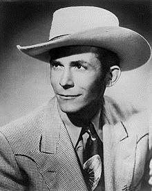 Hank Williams (photo courtesy Wikipedia)