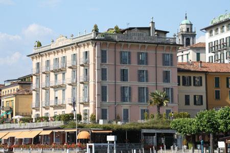 Hotel Metropole in Bellagio, Italy