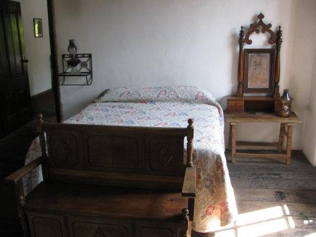 Guest room at Hacienda Jalisco