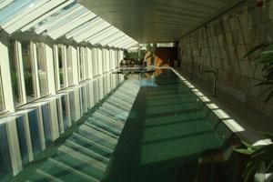 spa pool Lough Eske Castle