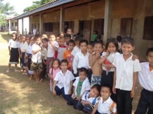 Ban Na Taer Primary School