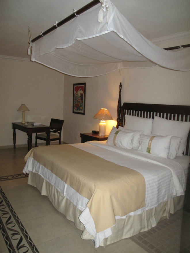 Merida hotel room