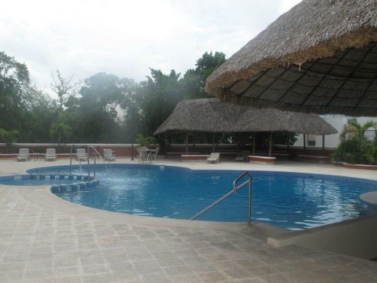 Holiday Inn swimming pool