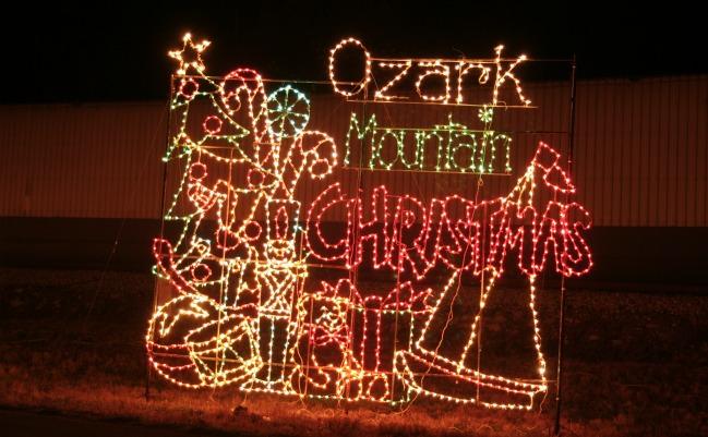 Ozark Mountain Christmas