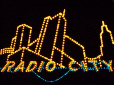 Radio City in Lights