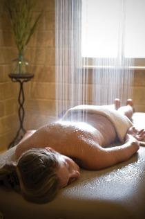 Portola Hotel & Spa treatment room