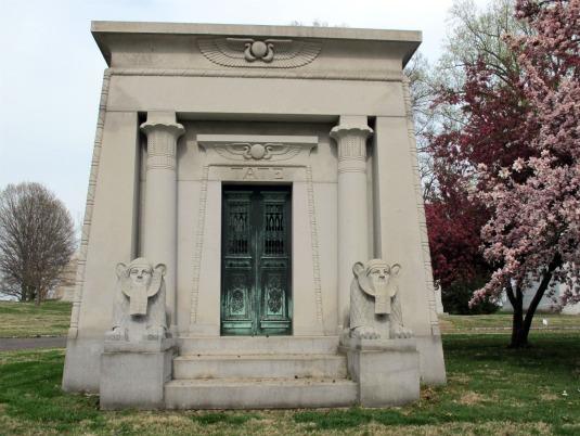 Tate Mausoleum