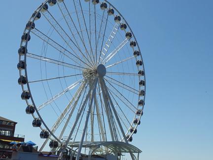 Seattle Waterfront Ferris Wheel