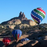 Gallup's Red Rock Balloon Rally