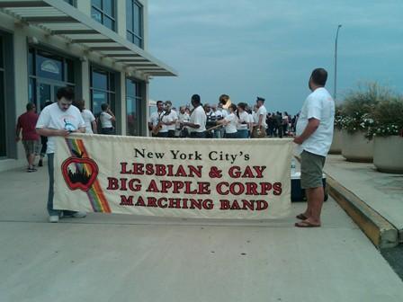 Lesbian & Gay Big Apple Corps Marching Band