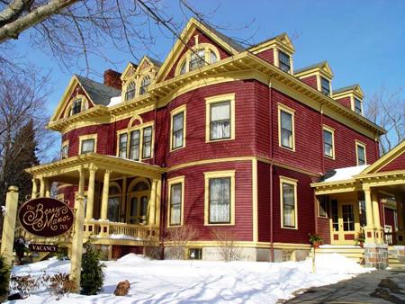 Berry Manor Inn - Rockland, Maine