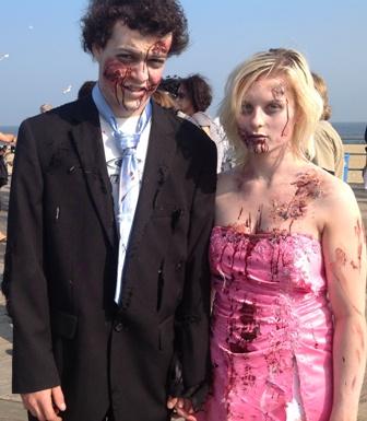 My favorite best dressed zombies