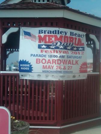 Bradley Beach Memorial Day Celebration