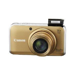 Canon PowerShot SX210IS