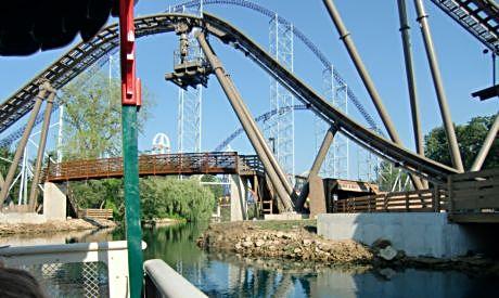 The amusement park and beach make Cedar Point in northwestern Ohio a summer destination