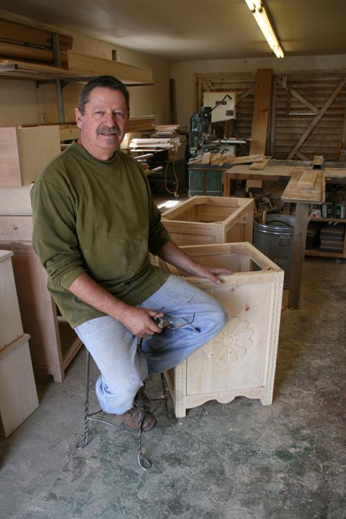 Dave Lookingbill, Furniture Maker