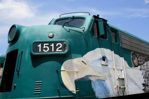 Vintage Engine - Verde Canyon Railroad
