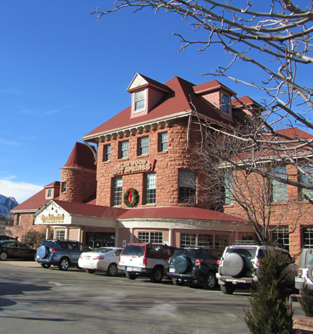 Glenwood Hot Springs Resort, Colorado