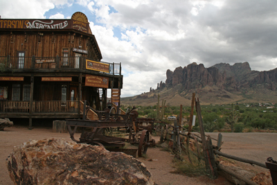 Goldfield Ghost Town, Arizona