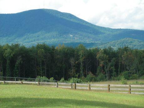 Greenville's scenic backyard is the Blue Ridge Mountain range