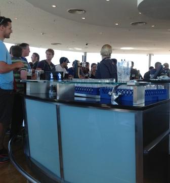 Guinness bar