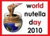 World Nutella Day 2010 logo
