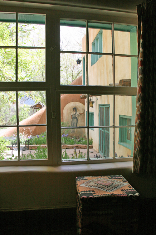 Mabel Dodge Luhan home in Taos