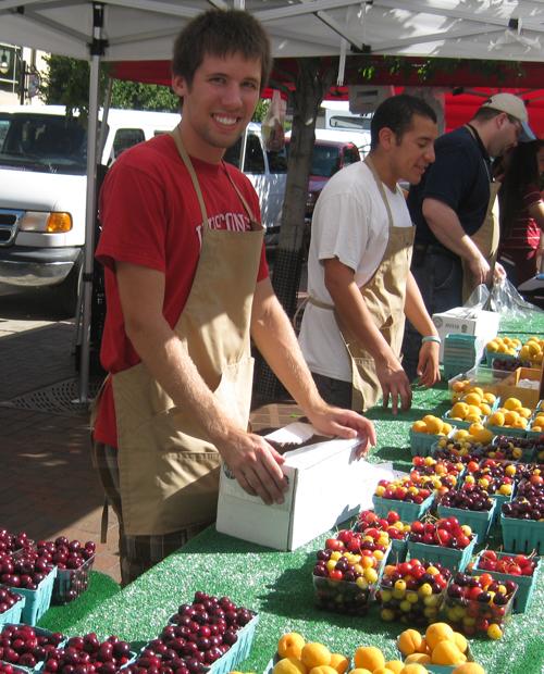 Madison Farmers Market beckons you
