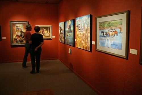 Desert Caballeros Western Museum