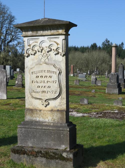 Amity Pioneer Cemetery