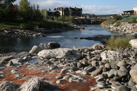 The San Juan River - Pagosa Springs, CO