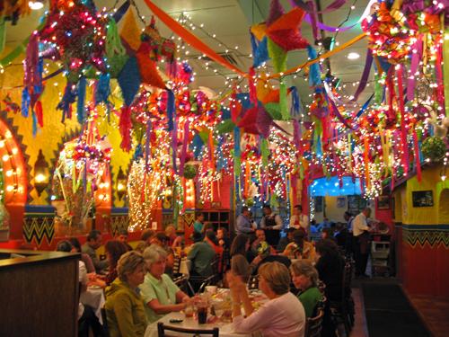 La Tierra Restaurant in San Antonio Texas