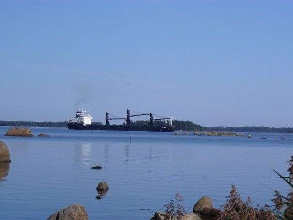 Vaasa Finland Harbor