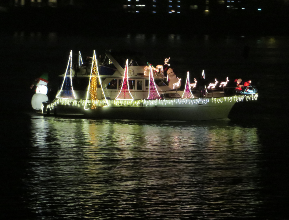 Portland Oregon Christmas Ships