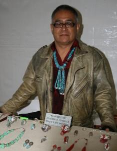 Toney Mitchell, Navajo Jewelry Artist