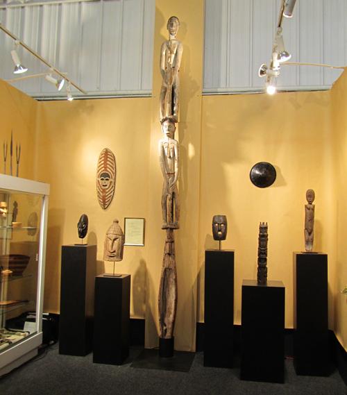 Tribal Arts from David A. Cassera