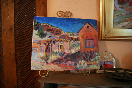 Art of Sally Delap-John