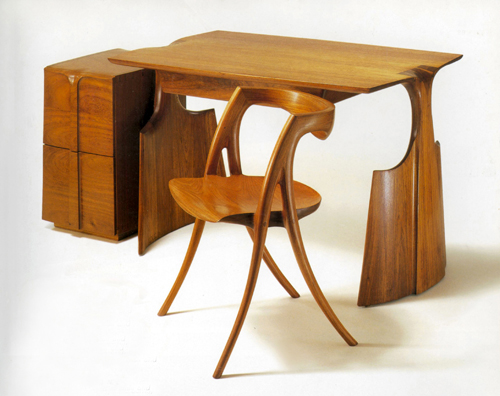 David Ebner - Desk and Chair